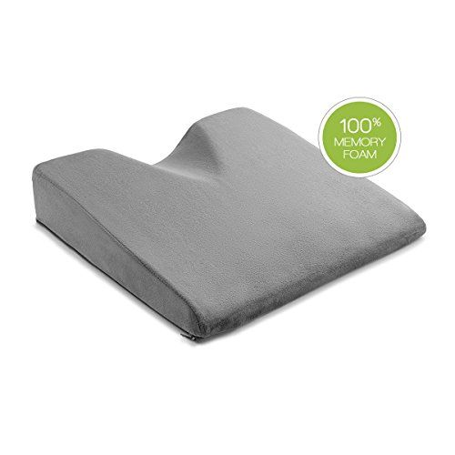 Car Seat Wedge Pillow – Memory Foam Firm Cushion - Orthopedic Support and Pain Relief for Lower Back, Tailbone, Coccyx and Hips for Driving, Office Chairs and More - by ComfySure #Seat #Wedge #Pillow #Memory #Foam #Firm #Cushion #Orthopedic #Support #Pain #Relief #Lower #Back, #Tailbone, #Coccyx #Hips #Driving, #Office #Chairs #More #ComfySure