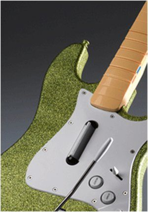 Glimmering Guitar