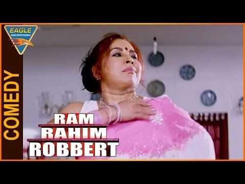 Ram Rahim Robart Hindi Dubbed Movie || Kovai Sarala Very Funny Comedy Scene || Eagle Hindi Movies Watch it From Here http://ift.tt/2ihEqdw