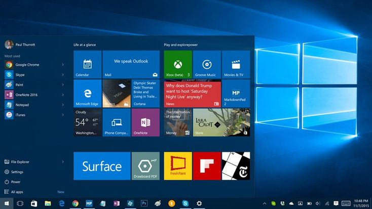 Юбилейное обновления Windows 10 будет распространяться поэтапно  Ожидается, что компания Microsoft выпустит первый значимый пакет обновлений для Windows 10 уже совсем скоро — 2 августа этого года. Обновления содержат немало нововведений и усовершенствований, но похоже на то, что оно станет доступным...