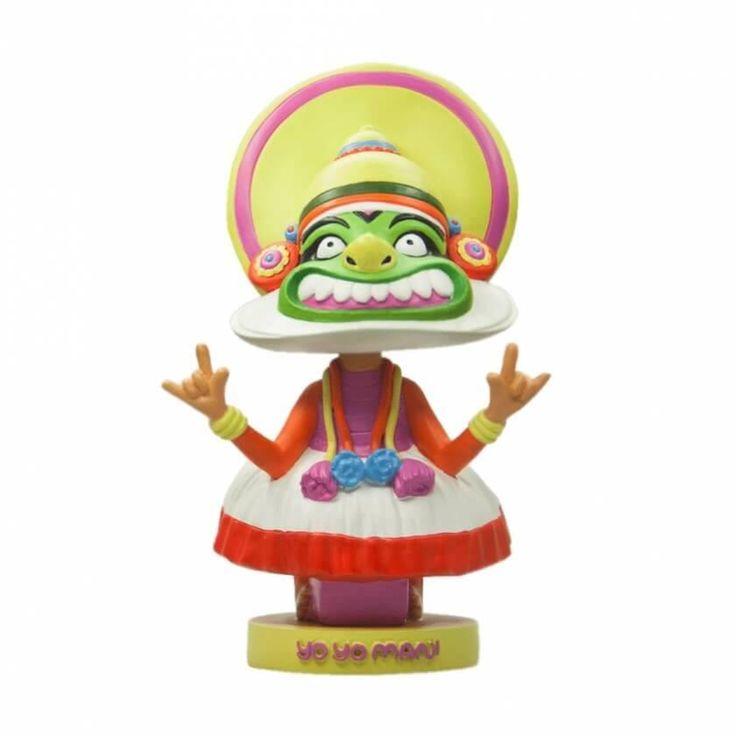Shop now at : https://www.chumbak.com/yo-yo-mani-bobble-head/pxn/ ,yoyomani ,bobblehead ,chumbak ,chumbak ,colorful ,storewalk ,shopnow