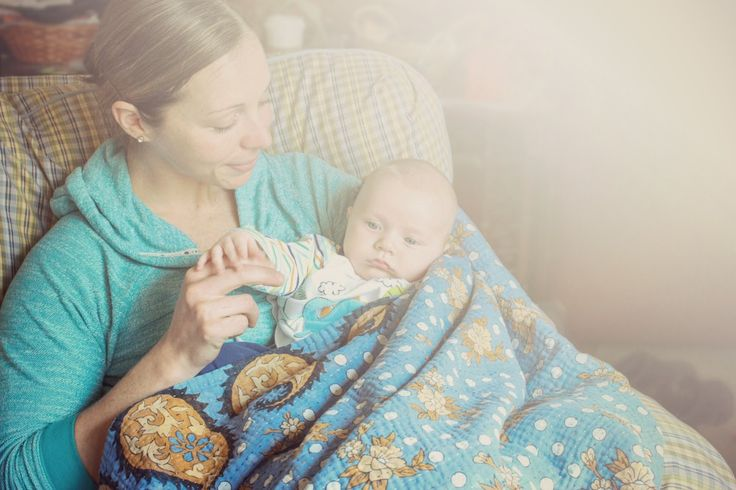 Sweet little Finn with his Aunt Jessie - wrapped in a gorgeous Recycled Sari Baby Blanket!