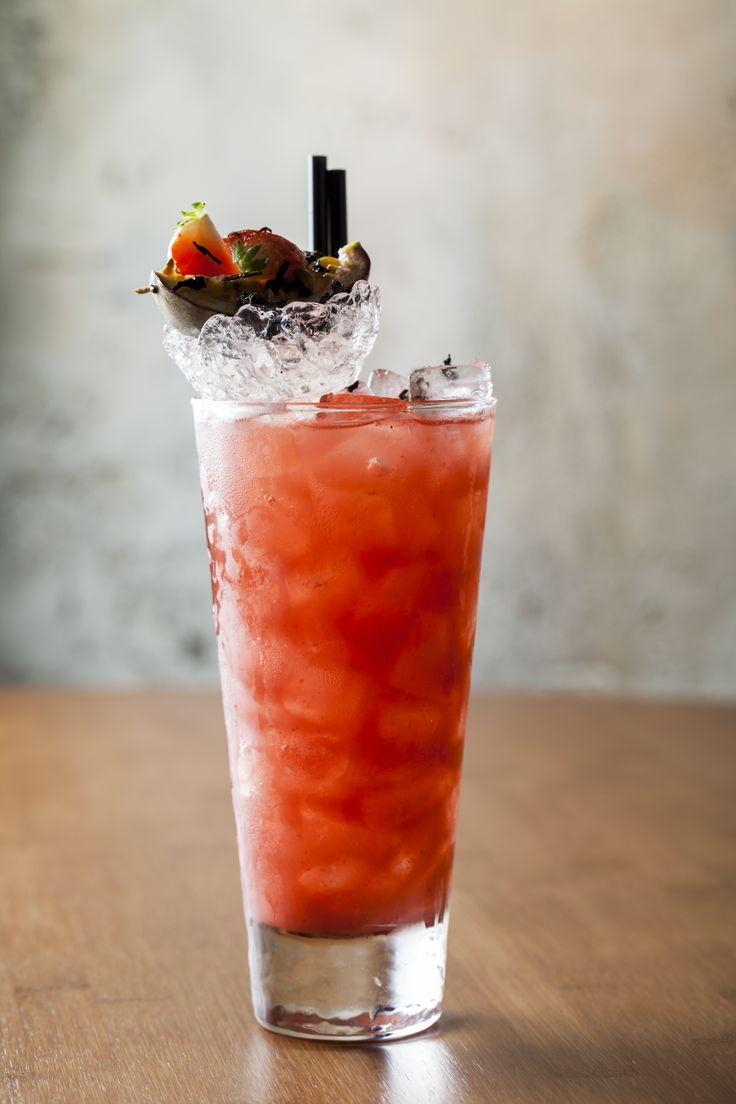 Rum Rum Dragon  #kickasscocktails #soho #oldcompton  www.houseofho.co.uk