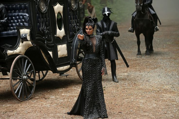 Evil has never looked so good! Lana Parrilla's Top 5 Evil Queen Costumes from Once Upon a Time |  Oh My Disney