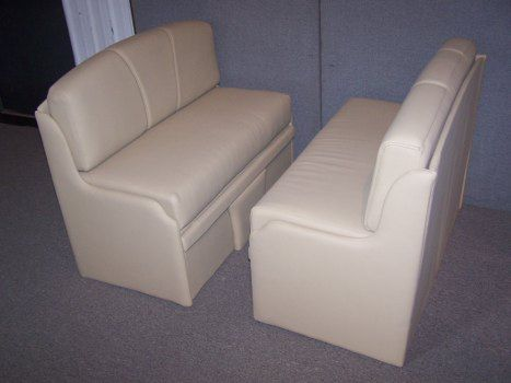 Chairs At RV Accessories Shop.