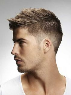 Men Short Hairstyles best short hairstyles for men who are balding Best 25 Short Haircuts For Men Ideas On Pinterest Short Hair With Beard Fade With Beard And Short Quiff