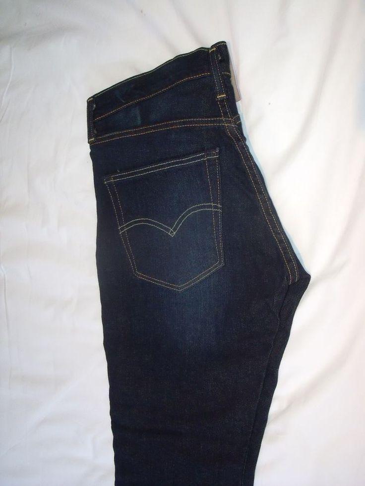 Levi's Men's 511 Slim Fit Blue Faded Jeans W32, L32 - BNWT / RRP £85  | eBay