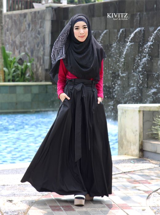 Arina Top and Wafa Skirt | Kivitz