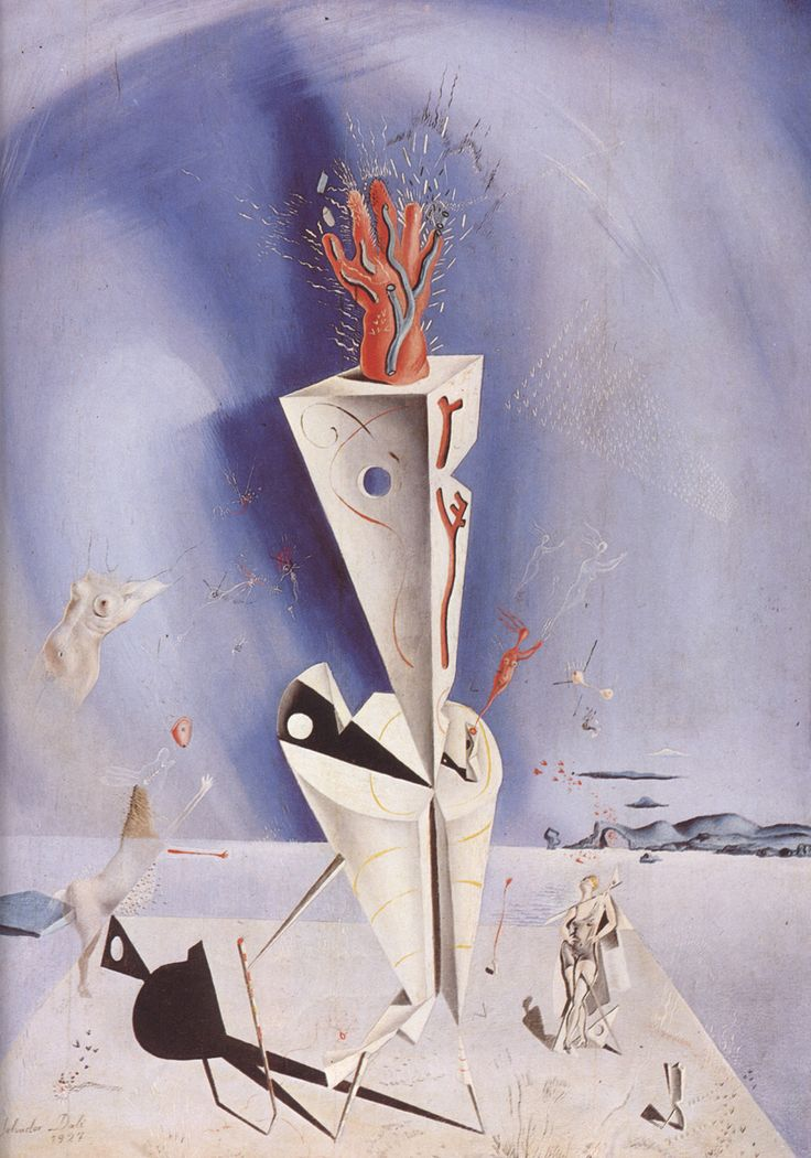 surrealism an analysis of salvador dalí's Salvador dali belongs to surrealism masters, whose works are considered to have been influenced by renaissance art.