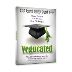 Vegucated is an award-winning documentary that follows three meat- and cheese-loving New Yorkers who agree to adopt a vegan diet for six weeks. Lured by true tales of weight lost and health regained, they begin to uncover the hidden sides of animal agriculture that make them wonder whether solutions offered in films like Food, Inc. go far enough. Before long, they find themselves risking everything to expose an industry they supported just weeks before.