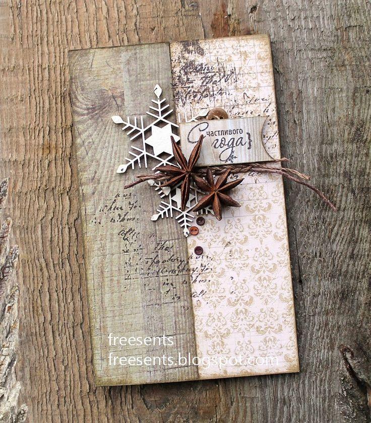 скрап открытки новогодние минимализм это сеть собственных