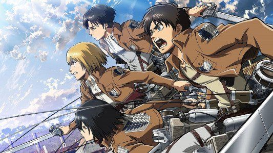 regarder Shingeki no Kyojin Saison 2 Episode 1 VOSTFR en streaming sans telecharger