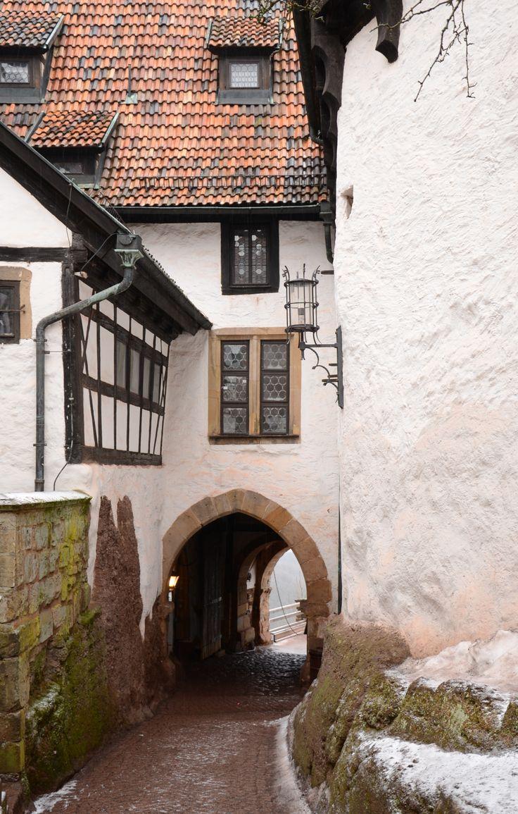 Wartburg Castle, Eisenach, Thüringen, Germany (UNESCO World Heritage)