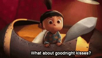 ''Despicable Me''  Agnes is cutest baby ever😍