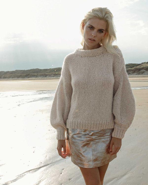 Verrassend Breipatroon dames trui (met afbeeldingen) | Trui breipatronen SX-34