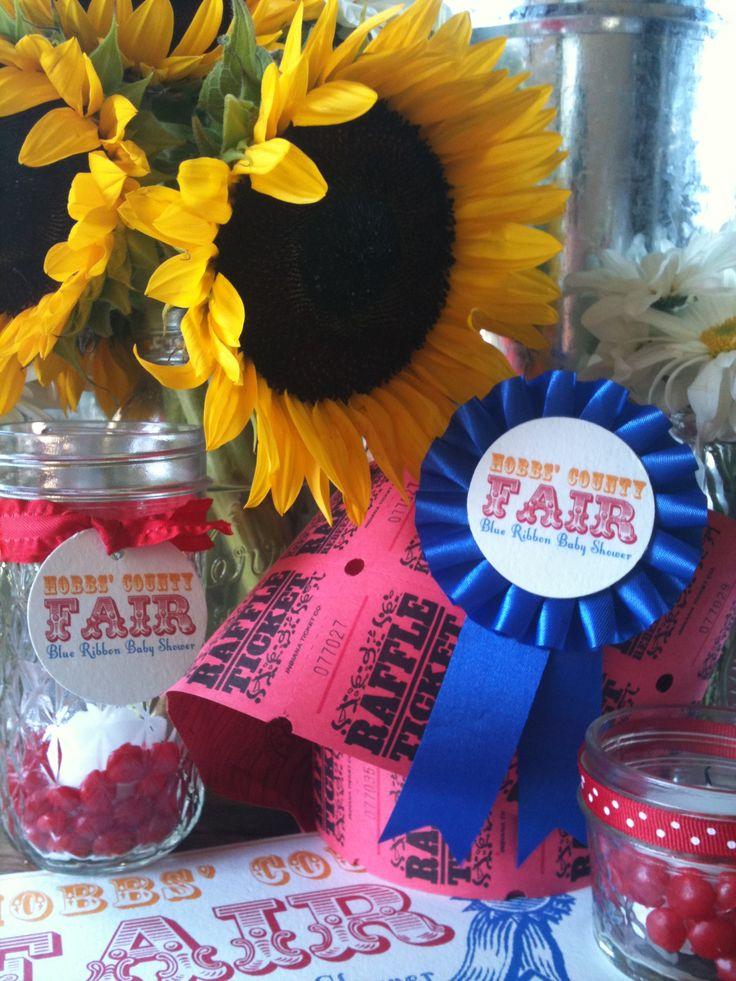 County Fair Party Decor