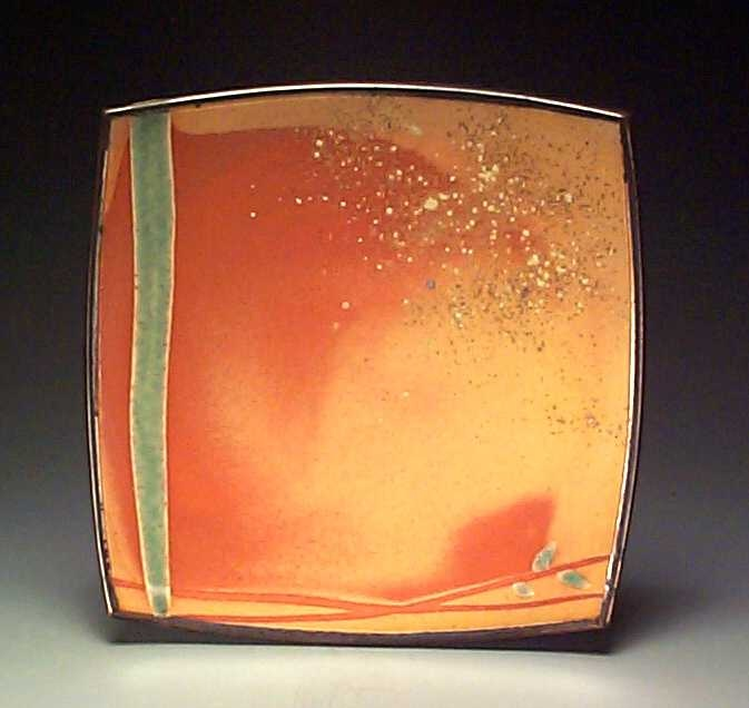 Pottery by Rick McKinney & 115 best Plates images on Pinterest | Ceramic plates Ceramic art ...
