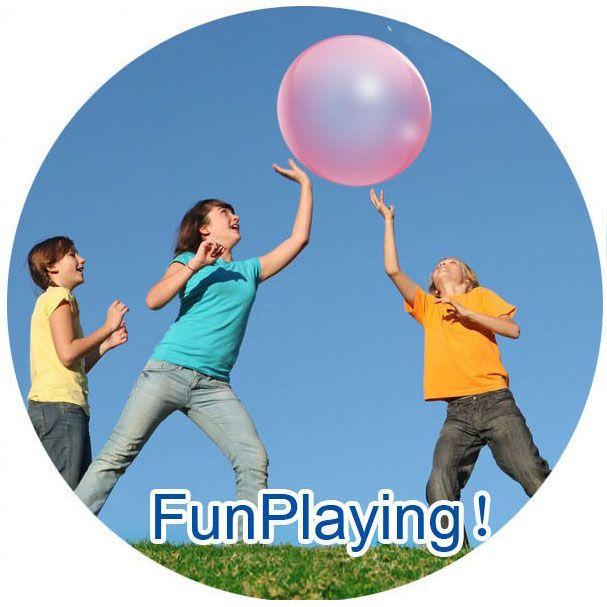 Inflatable Bubble Ball>Klein speelgoed - traktaties>Al het speelgoed>Apart, leuk en hip speelgoed, webwinkel TrendySpeelgoed.nl