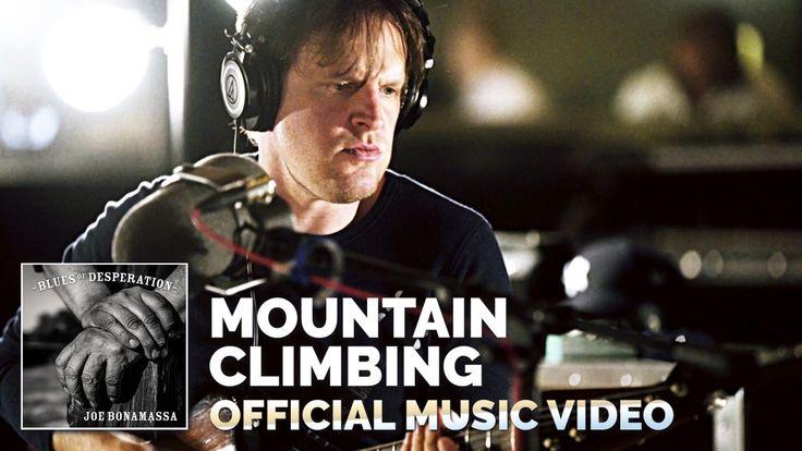 Это последний официальный видеоклип Блюз-рока от Джо Бонамасса — «Альпинизм» (Mountain Climbing), из его нового студийного альбома.  Восхитительно, я слушал довольно долго… барабаны, твердый и отличны…