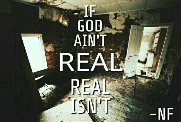 Real // NF // edit by Yo Rockt