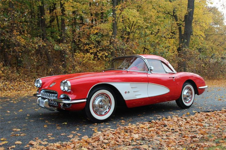 17 Best Images About Corvettes 60 62 C1 On Pinterest