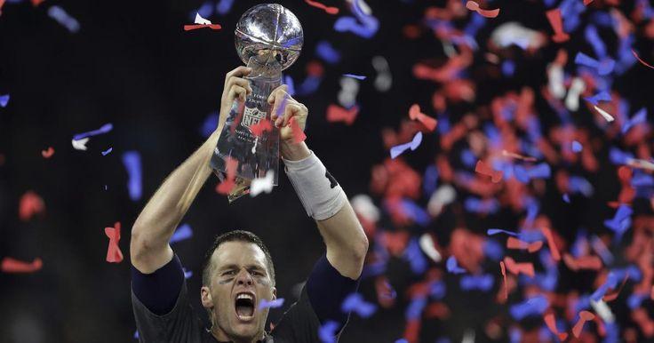 The New England Patriots take on the Atlanta Falcons in Super Bowl LI at NRG Stadium on Sunday, February 5, 2017.