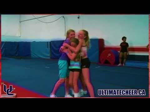 ULTIMATE CANADIAN CHEER HD - Thursday, August 9, 2012