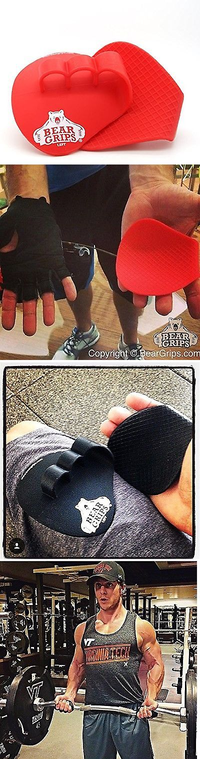 Gloves Straps and Hooks 179820: Bear Grips: Grips For Gym. Better Grip Than Weight Lifting Gloves Workout Gl... BUY IT NOW ONLY: $38.72