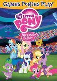 My Little Pony: Friendship Is Magic - Games Ponies Play [DVD]