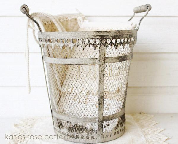 Farmhouse Bucket