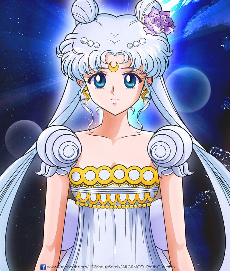 SAILOR MOON CRYSTAL - Princess Serenity Prototype by JackoWcastillo.deviantart.com on @deviantART