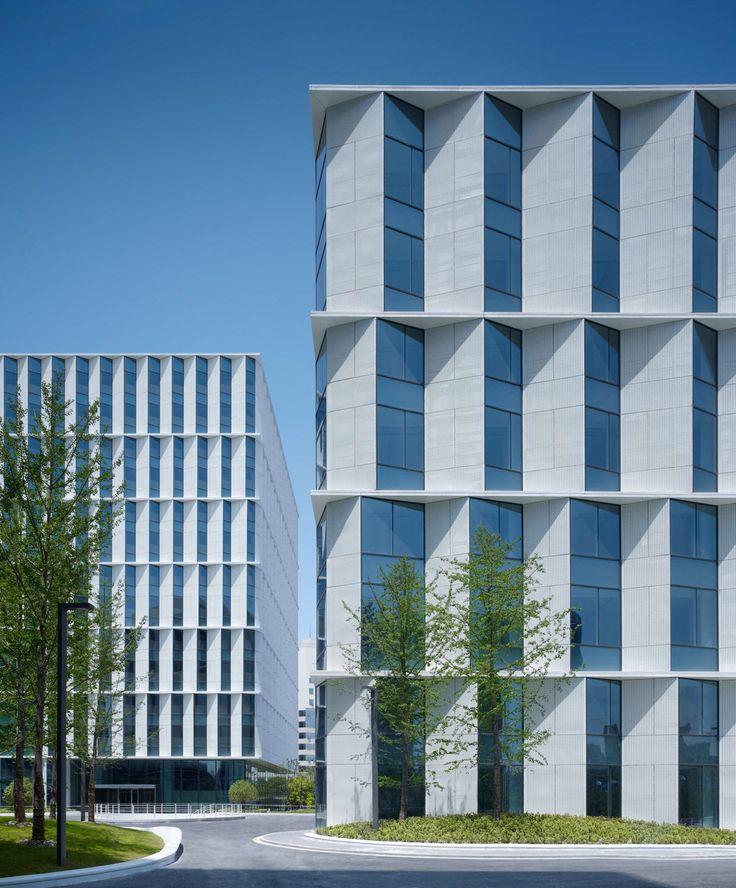 Parametrically Designed Buildings