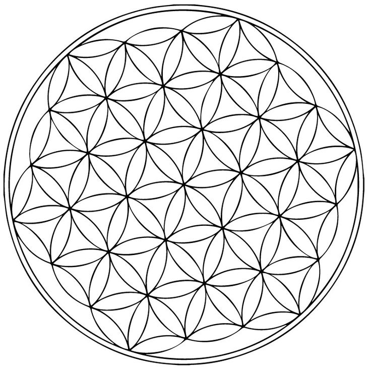 art therapy coloring pages mandalas drawings form - Art Therapy Coloring Pages Mandala