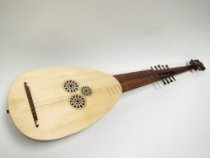 Baroque Lute, 5/9, Rosewood