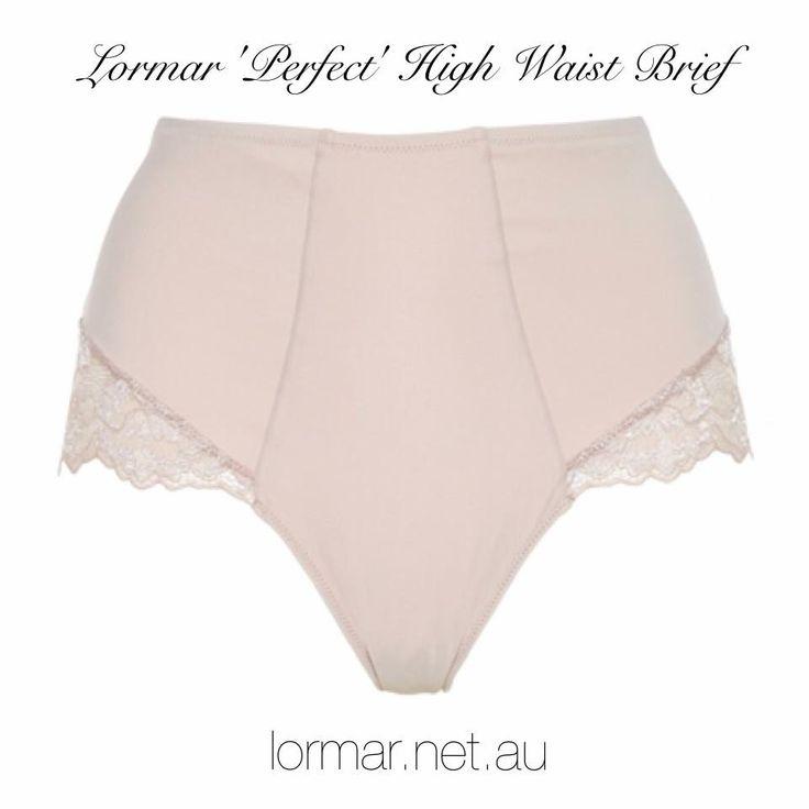 • Lormar Perfect High Waist Brief - Buy Online at lormar.net.au •