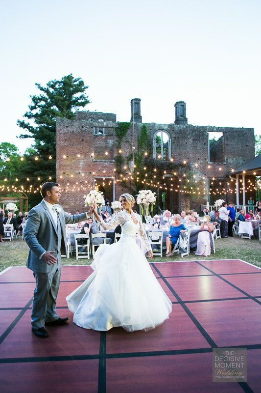 Picture Perfect Outdoor Wedding At Barnsley Resort In GA