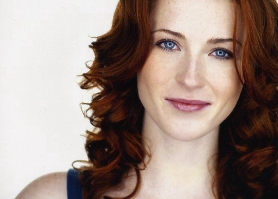 Bridget Regan Natural Hair Color