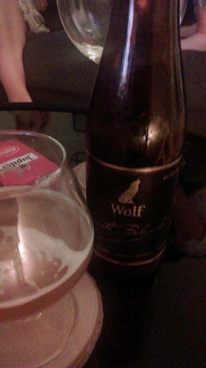 Wolf Carte Blanche #belgianbeer #beer