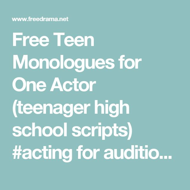 Best 25+ Acting scripts ideas on Pinterest Acting, Acting tips - how to write a resume for acting auditions