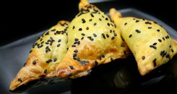 μανιταροπιτάκια με σκόρδο και δεντρολίβανο - Pandespani.com