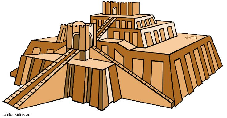 Ziggurats In Ancient Mesopotamia Mesopotamia For Kids