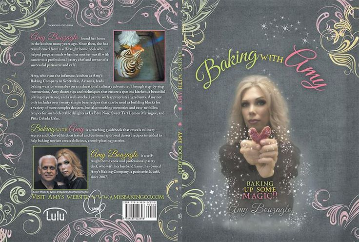 Baking with Amy - Soft Cover – Amy's Baking Company