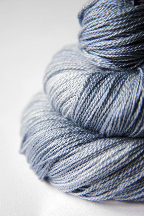 Hand dyed yarn love-Etsy