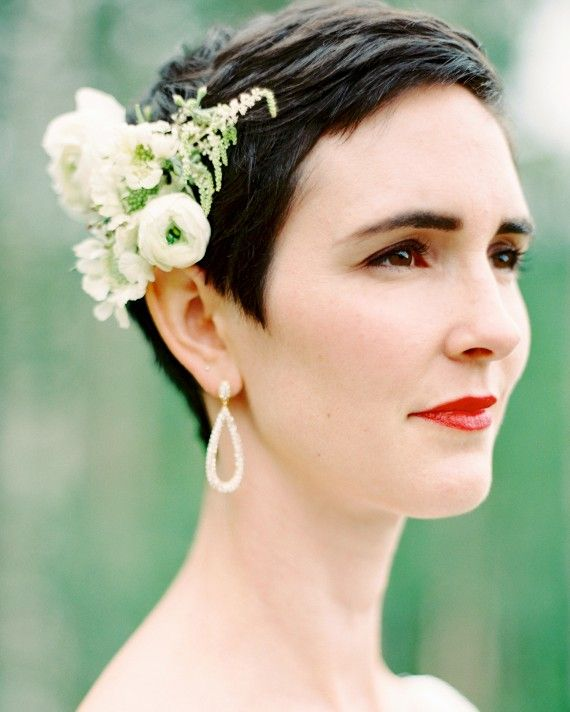 Super Short Wedding Hairstyles: 17 Best Images About Cut It ALL Off On Pinterest