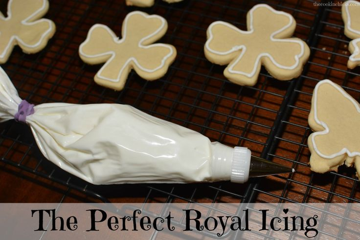 frosting tips frosting recipes cookie recipes royal icing cookie ...