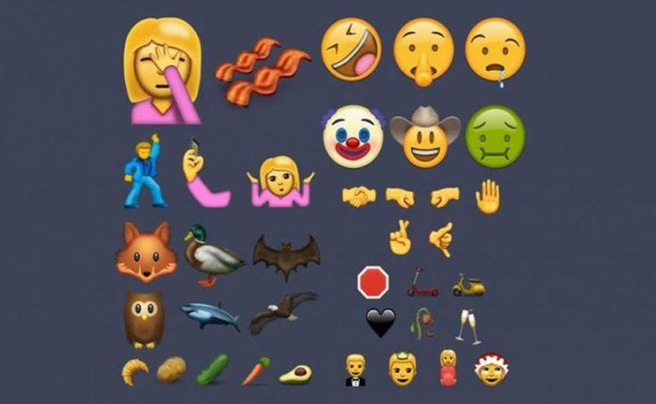 Estos son los nuevos emojis que tendrá WhatsApp | VIDEO - Mastrip.net