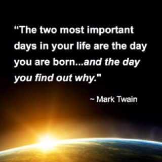 find out whyFood For Thoughts, Deep Thoughts, Quotes Pictures, Marktwain, Inspiration Quotes, Mean Of Life, Quotes About Life, Senior Quotes, Mark Twain