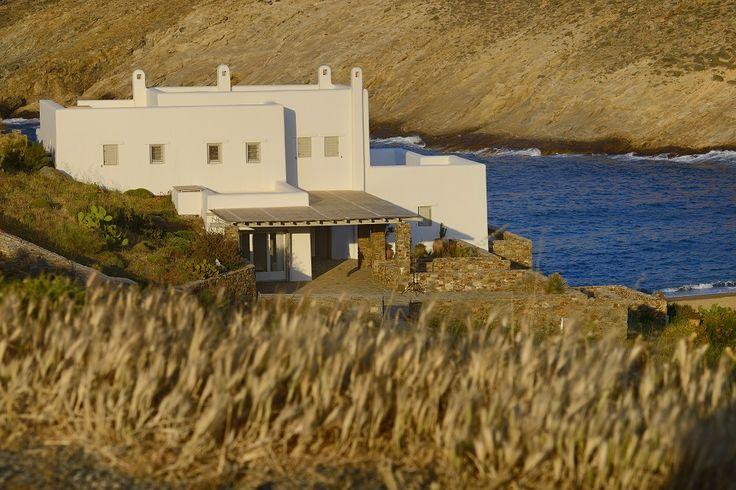 Suricata secluded villas in Mykonos Greece