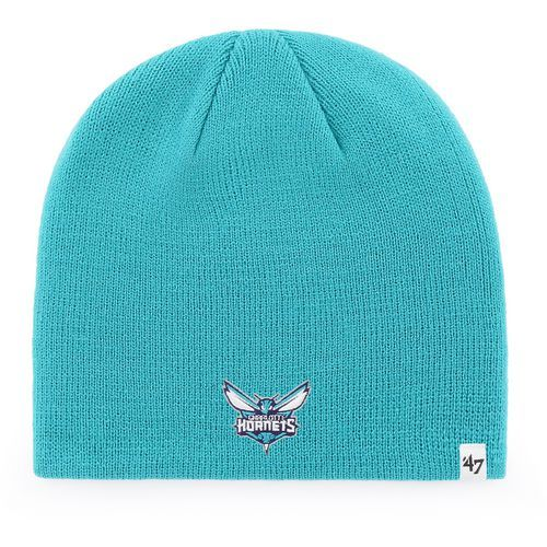 '47 Charlotte Hornets Knit Beanie (Aqua Or Turquoise, Size One Size) - Pro Licensed Product, Nfl Caps at Academy Sports