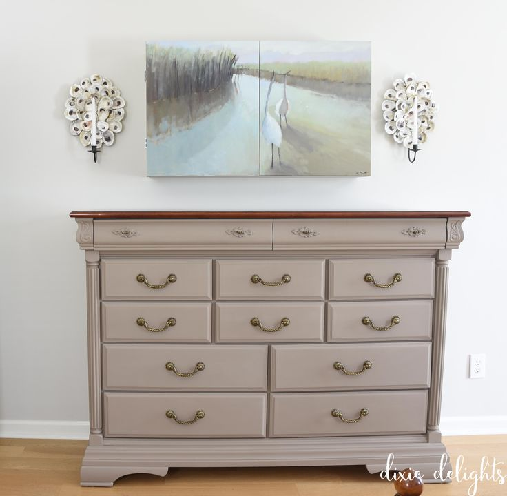 237 Best Gray And Greige Painted Furniture Images On
